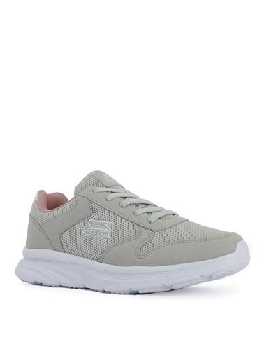 Slazenger Slazenger STRONG Sneaker Kadın Ayakkabı   Fuşya Gri
